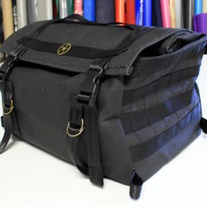 Top and Rear Bags