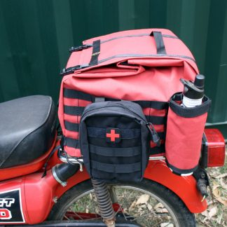 Postie Bike Top Bag
