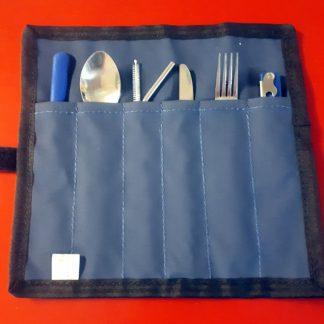 Canvas Cutlery Roll
