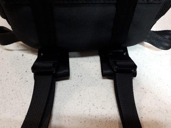 Tank Bag Back Straps